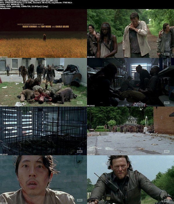 The Walking Dead Season 6 Episode 3 HDTV Download