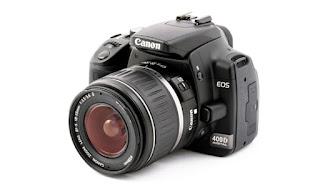 Harga Kamera Canon EOS 400D dan Spesifikasi