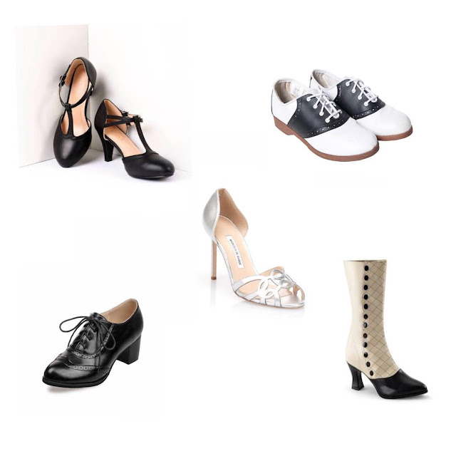 187a66866c8 5 Types of Vintage Shoes Every Women Should Own - The Chicster Diaries