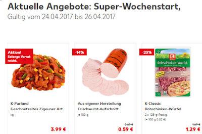 Angebote: Super-Wochenstart  + KAUFLAND