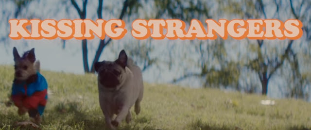 "DNCE Premiere ""Kissing Strangers"" Lyric Video ft. Nicki Minaj"