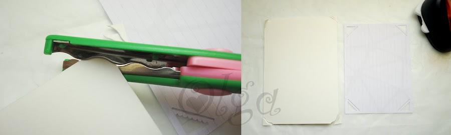 tarjeta de año nuevo efecto pizarra. diy chalkboard art new year card