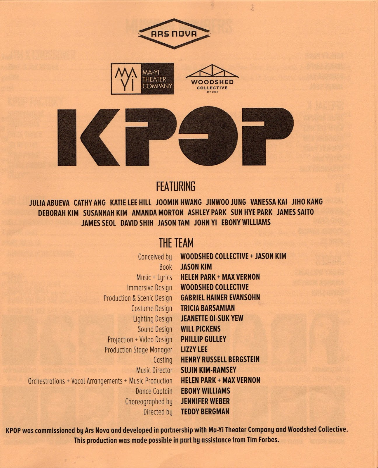 Theatre S Leiter Side 73 2017 2018 Review Kpop Seen