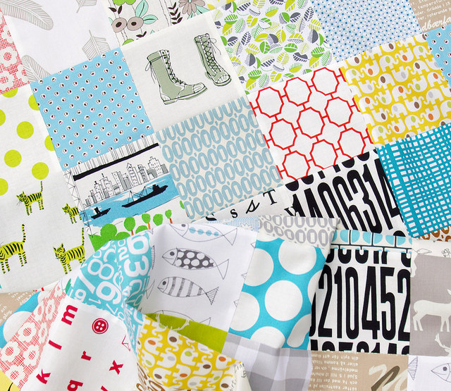 Custom Order Baby Boy Quilt | Red Pepper Quilts 2015