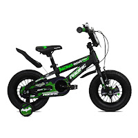 12 batman fatbike bmx official licensed pacific ventura sepeda