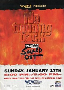 WCW Souled Out 1999 - Event poster