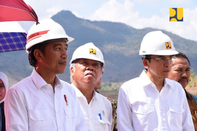 Bendungan di Indonesia, Kalah Banyak Dibanding China, dan Amerika