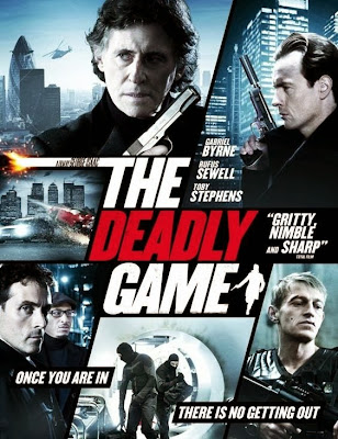 Poster Of Hollywood Film The Deadly Game (2013) In 300MB Compressed Size PC Movie Free Download At worldfree4u.com