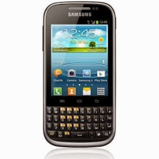Cara Flashing / Instal Ulang Samsung Galaxy Chat Yang BootLoop