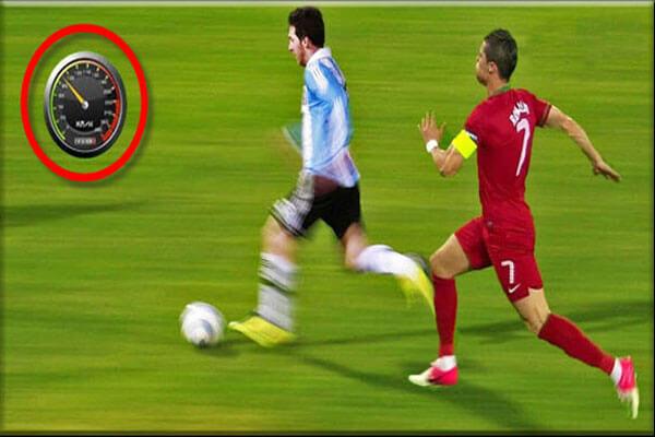تحدى السرعة أسرع 10 لاعبين تحدوا قدرتهم فى كورة القدم