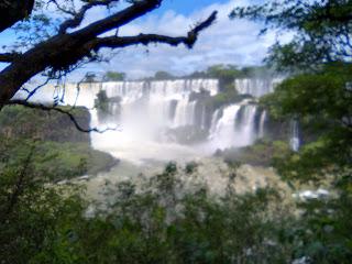 gran cascada de iguazu