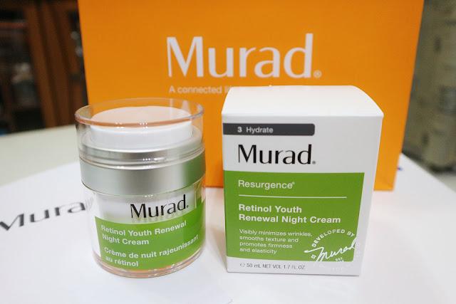 Dreamer~: Murad Retinol Youth Renewal Range + Giveaway!!