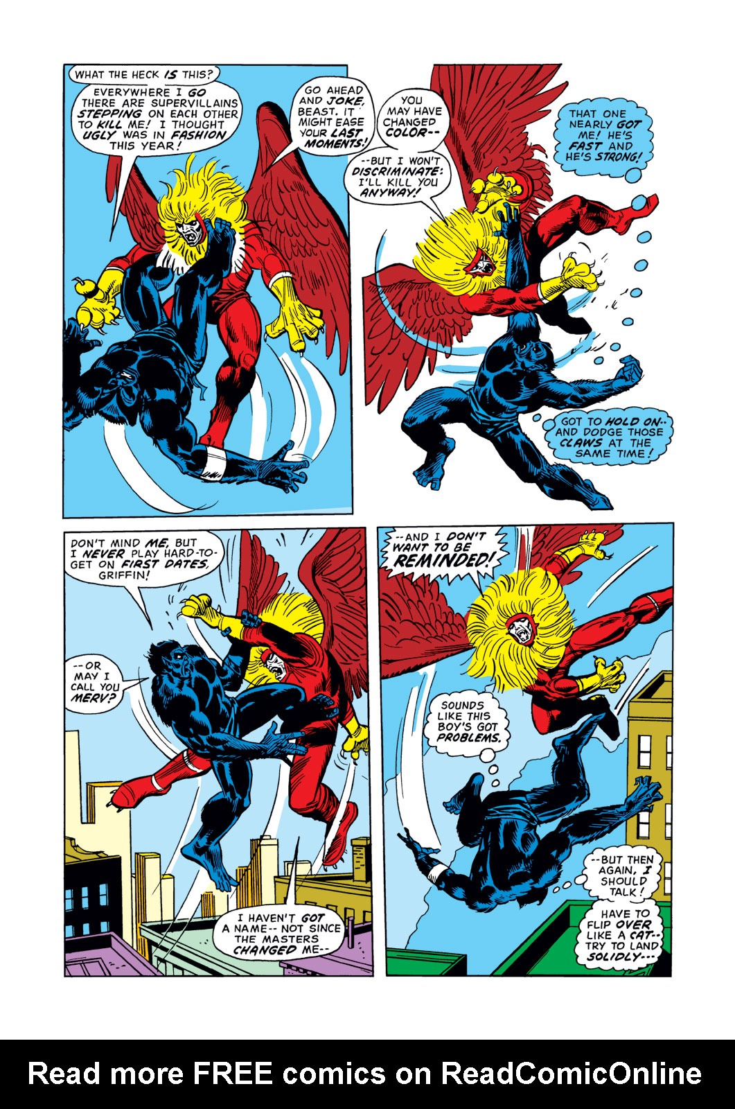 Read online Amazing Adventures (1970) comic -  Issue #15 - 8