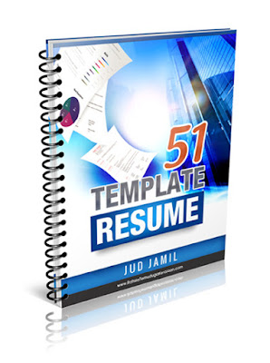 51 Template (Contoh) Resume