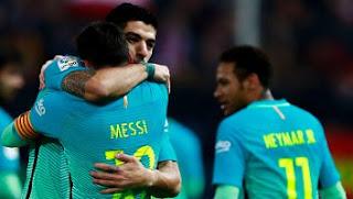 Atletico Madrid vs Barcelona 1-2 Video Gol & Highlights
