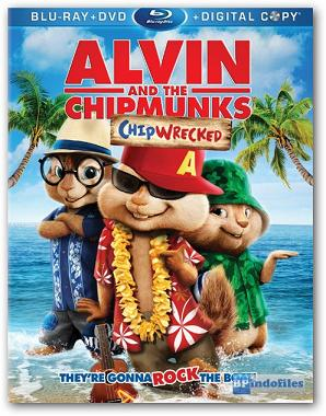 Andyka S Page Alvin And The Chipmunks Chipwrecked 2011