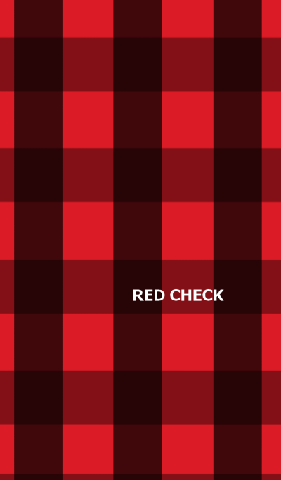 RED CHECK***