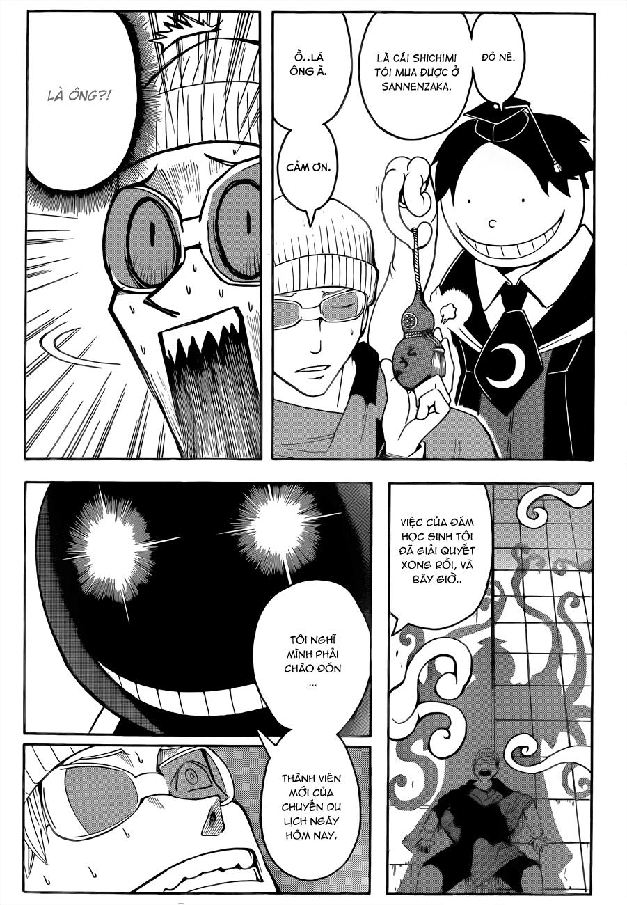 Ansatsu Kyoushitsu chap 18 trang 15