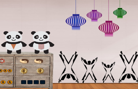 Play 8bGames Panda Escape