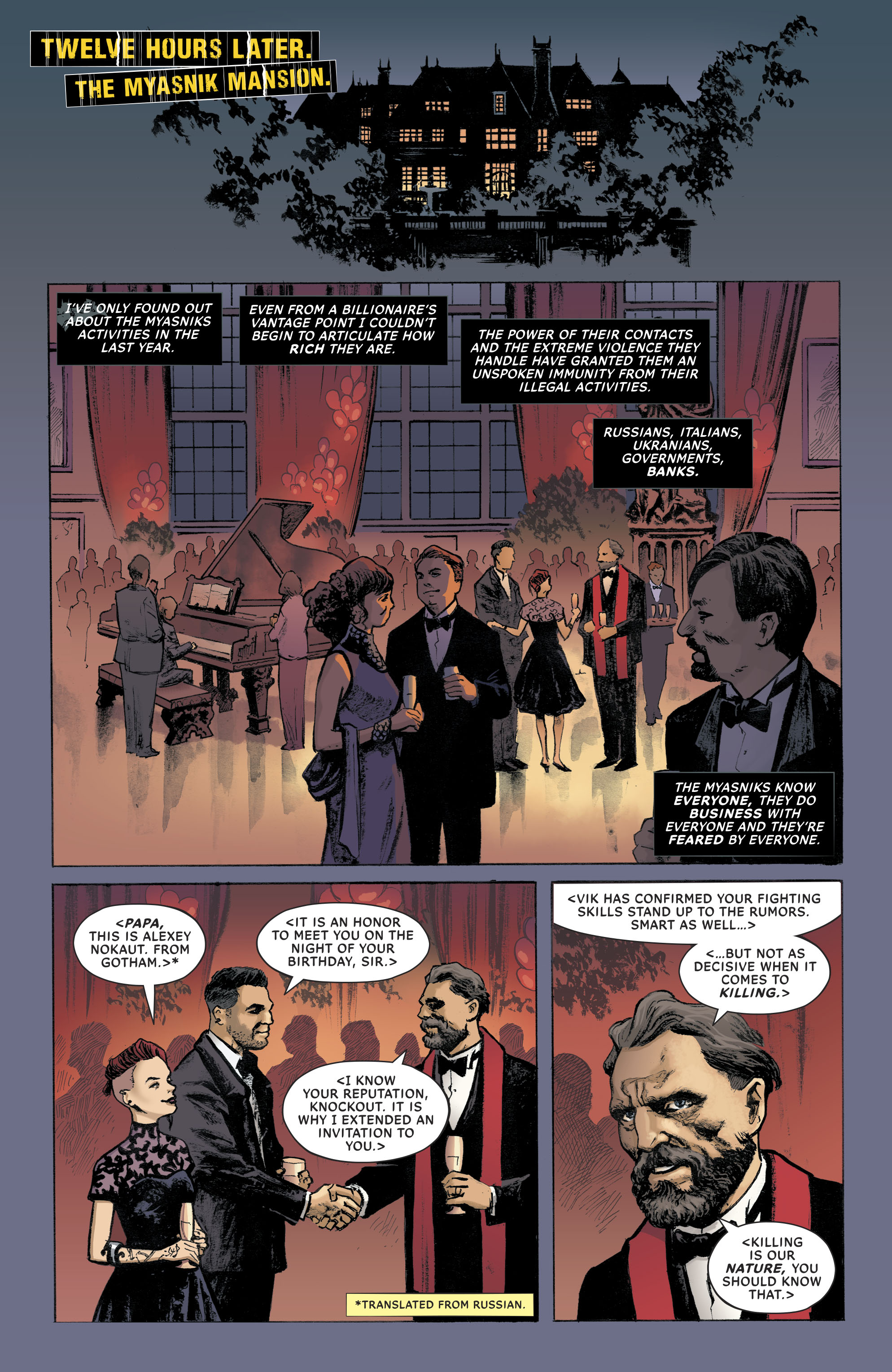 Read online All-Star Batman comic -  Issue #11 - 31