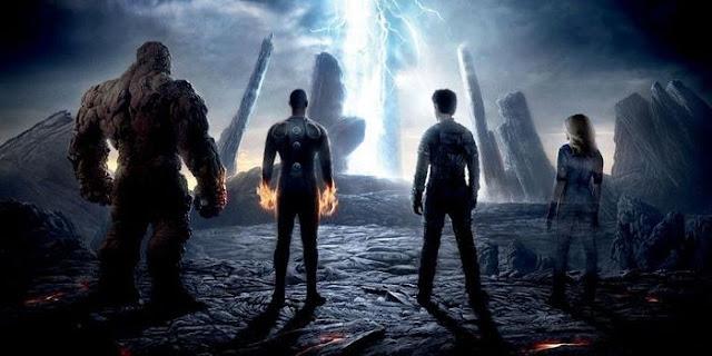 quarteto fantastico filme