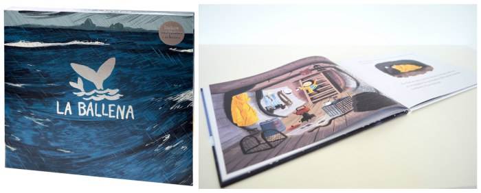 cuentos infantiles especiales sorprendentes asombrosos caja la ballena benji davies