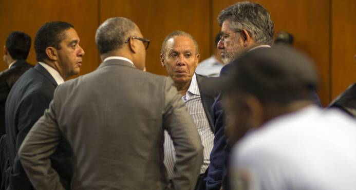 ¿Volverán hoy a la cárcel Ángel Rondón y Díaz Rúa por el caso Odebrecht?