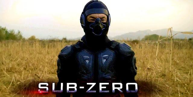 Mortal Kombat: Legacy II - ZubZero
