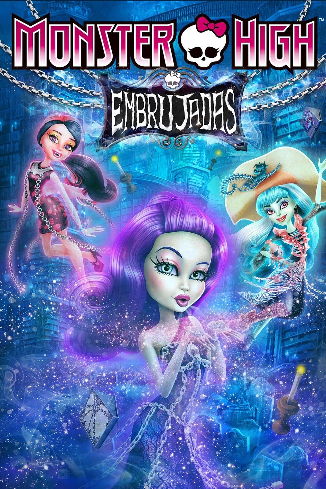 Todo Sobre Monster High Peliculas De Monster High