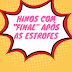 "Hinos Com ""Final"" Após As Estrofes"