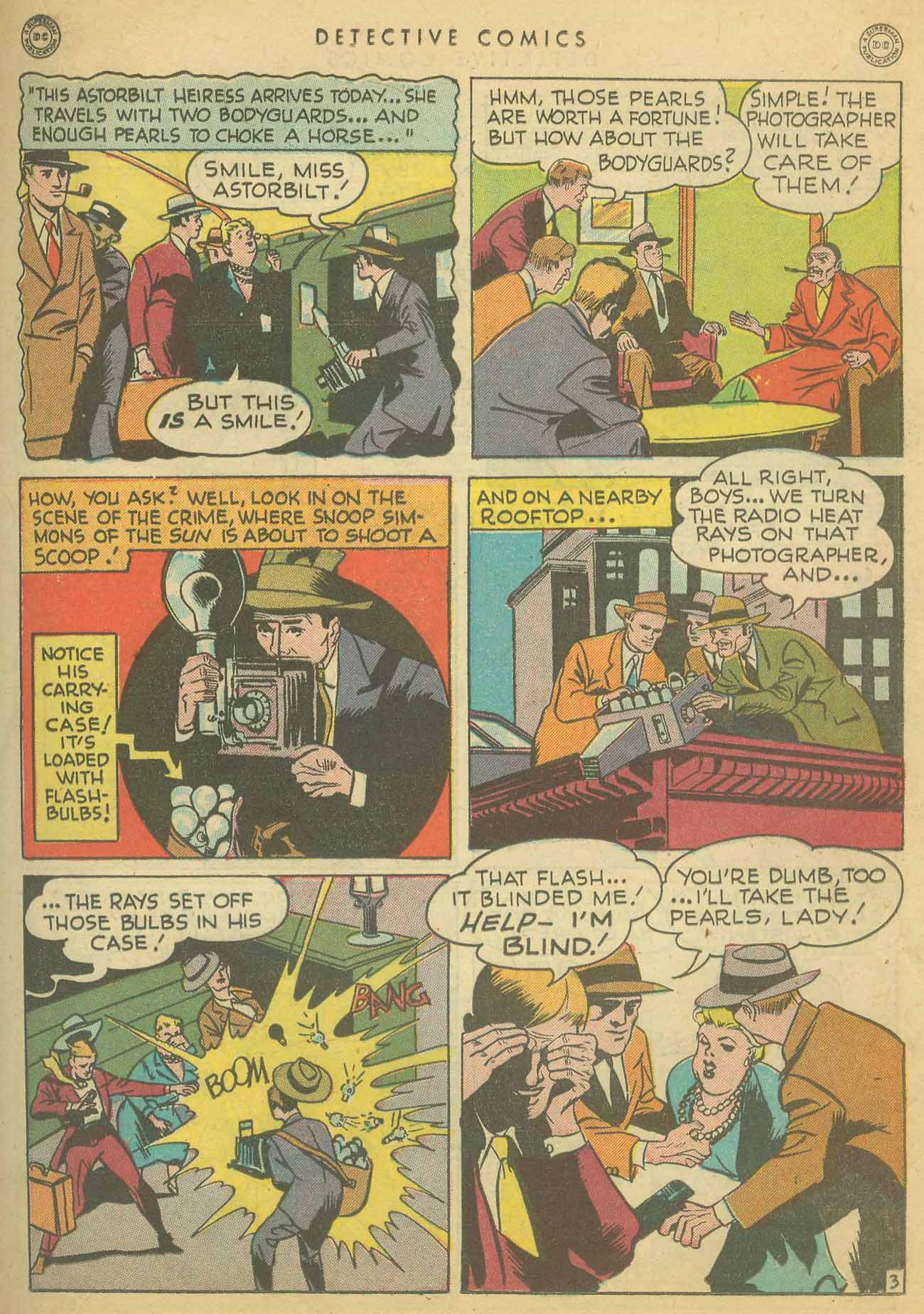 Detective Comics (1937) issue 127 - Page 27