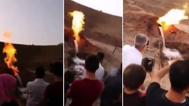 Api Besar Keluar di Madinah, Benarkah Tanda Kiamat Besar?