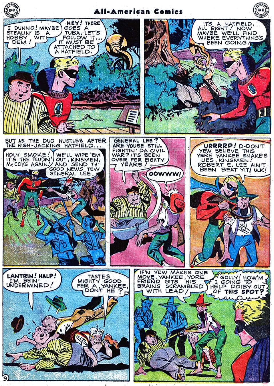 Read online All-American Comics (1939) comic -  Issue #73 - 11