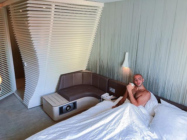 okko hotel cannes room