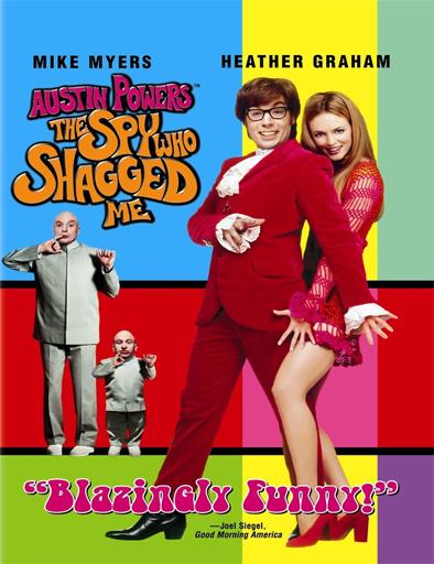 Ver Austin Powers 2: La espía que me achuchó (1999) Online