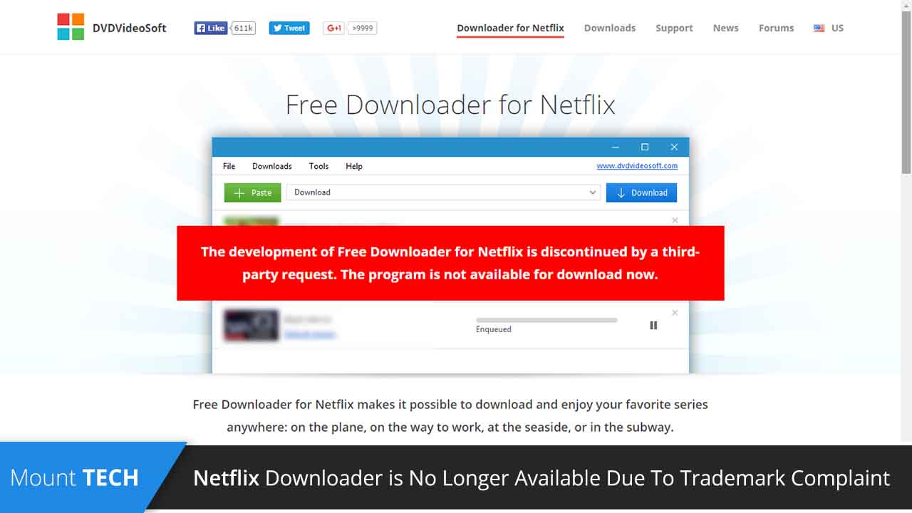 netflix-downloader-from-dvdvideosoft-is-no-longer-availble-due-to-trademark-complaint