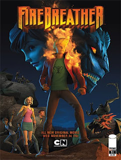 Ver Firebreather (2010) Online