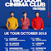 TWO DOOR CINEMA CLUB announce October 2019 UK Arena Tour