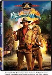 King Solomons Mines 1985 Hindi Dubbed Dual Audio 480P 300MB