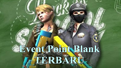 Event Point Blank Januari 2018 Spesial Back to School