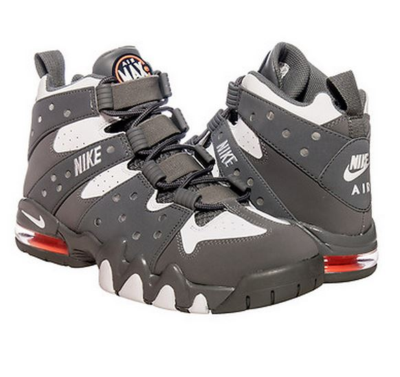 44e37e455e ... new Nike Air Max2 CB 94 Sneaker Available Now HERE, these are gonna  look great on feet with that grey and white upper. Peep more images after  the jump.