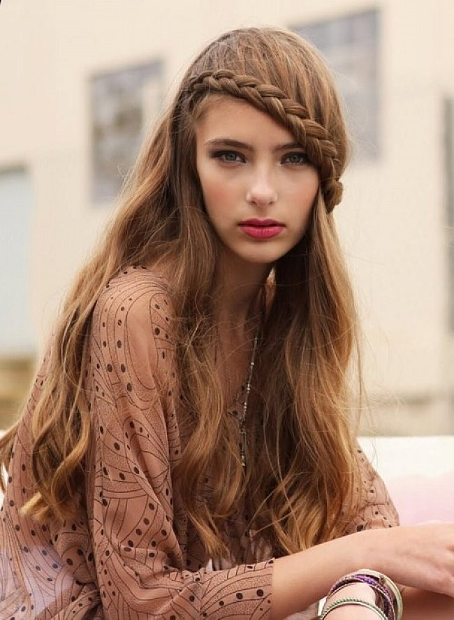 Outstanding Best Easy Hairstyles 2015 New Cute Easy Haircut Ladies Stylish Hairstyle Inspiration Daily Dogsangcom