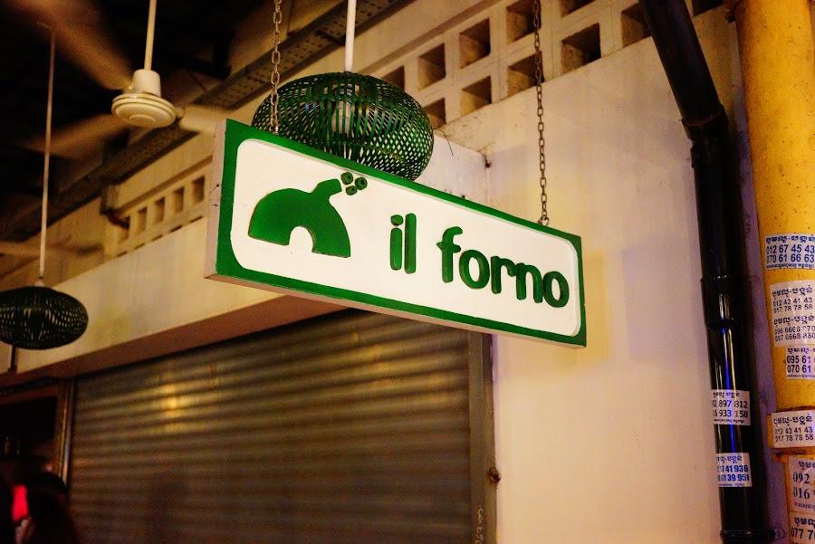 Siemp reap italian restaurant