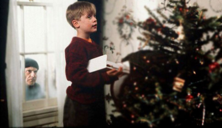 Chrismas Movies. Home Alone