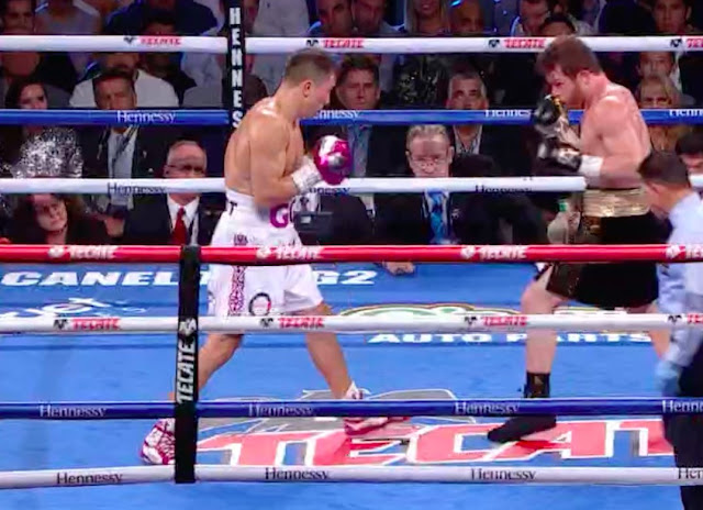Canelo Alvarez Vs Gennady Golovkin 2 Fight photos
