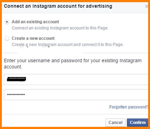 how to add instagram to facebook timeline
