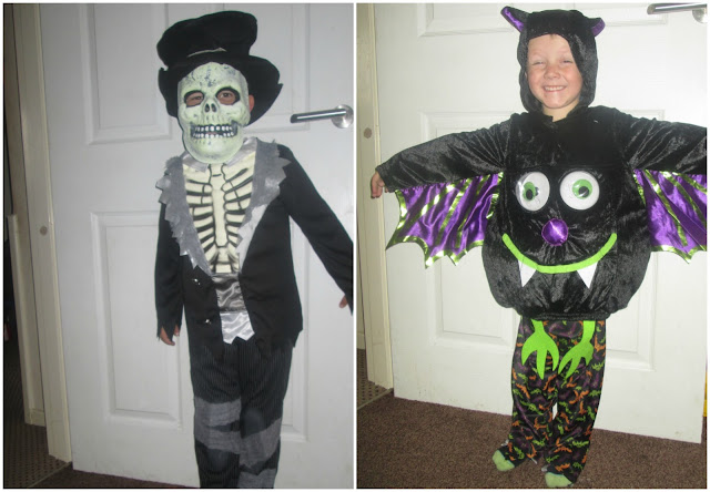 Halloween with Sainsbury's 2015 #Review