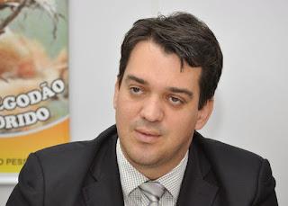 Cuiteense Tárcio Pessoa é nomeado para secretaria no Governo Bolsonaro