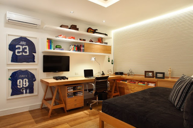 Dormitorios para chicos adolescentes - Decoracion dormitorios juveniles masculinos ...