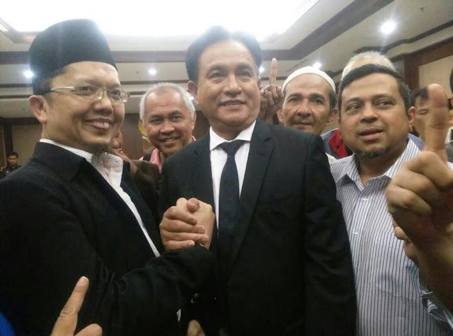 Nasihat Yusril Ihza kepada Ustadz Alfian Tanjung: Jangan Goyah, Sampaikan Keberanaran